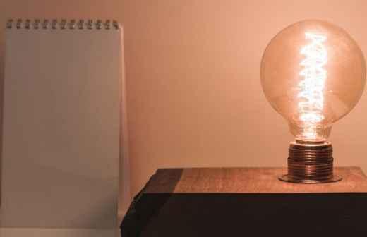 Projeto de Iluminação - Trofa