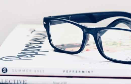 Optometrista - Olho
