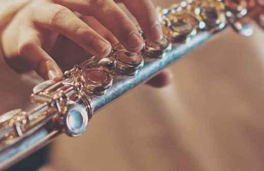 Aulas de Flauta Transversal - Flauta