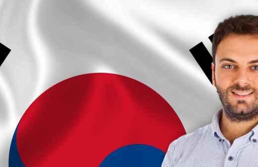 Tradução de Coreano - Viseu