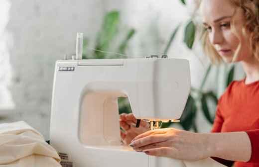 Aulas de Costura Online - Tecido
