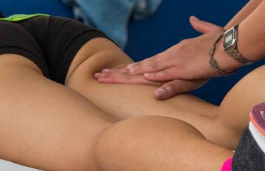 Massagem Desportiva - Aromaterapia