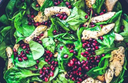 Qual é o preço de uma consulta de Nutrição? Fixando