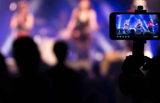 Qual é o preço de Vídeo e Áudio em Cascais? Fixando