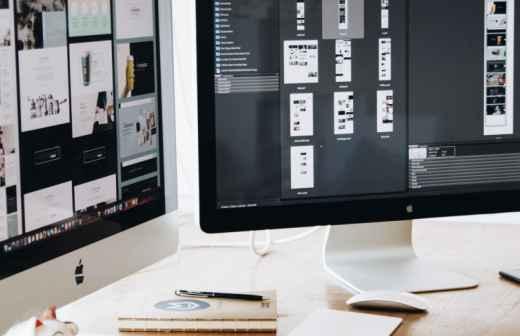 Web Design - Locais