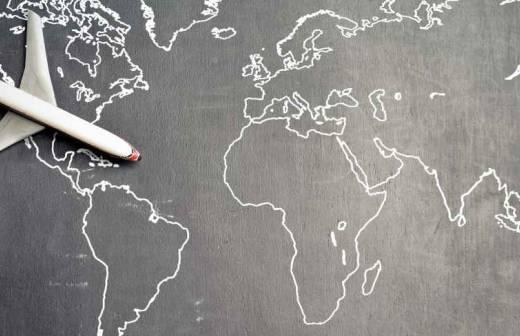 Explicações de Geografia - Santarém