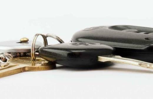 Chaves de Automóveis e Comandos