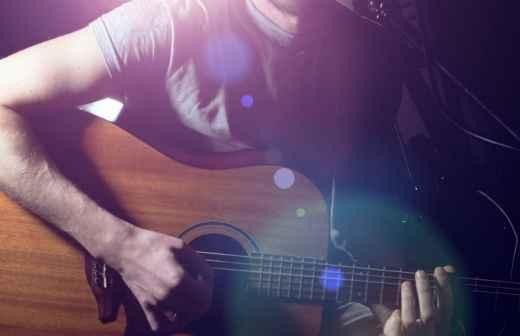 Entretenimento com Músico a Solo - Guitarrista