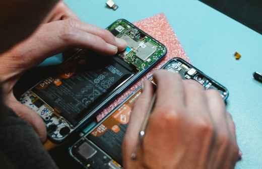 Reparação de Telemóvel ou Tablet - Causa