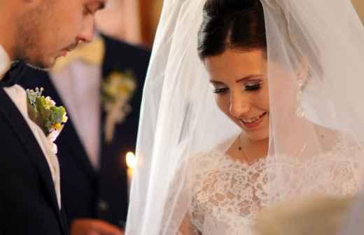 Celebrante de Casamentos Católicos - Pastores
