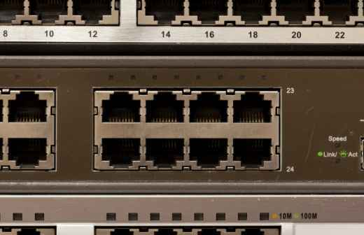 Instalação e Configuração de Router - Faro