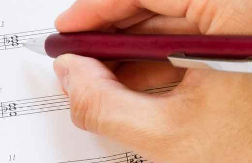 Aulas de Teoria Musical - Música