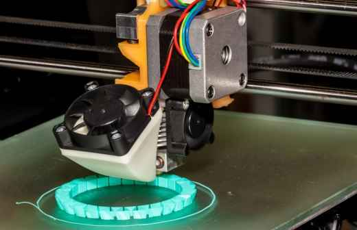 Impressão em 3D - Guarda