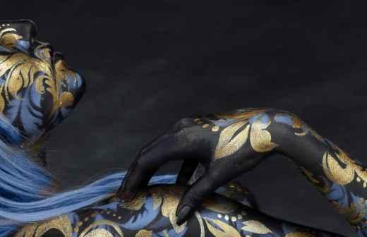 Pintura Corporal - Protético