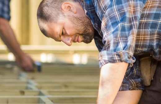 Carpintaria de Obras - Madeira Serrada