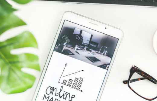 Marketing Digital - Filmando