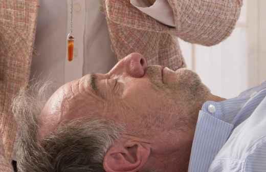 Qual é o preço de Medicinas Alternativas e Hipnoterapia? Fixando