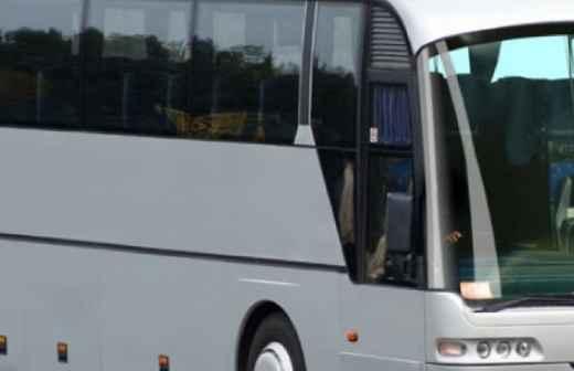 Aluguer de Autocarro para Festas - Conduzido