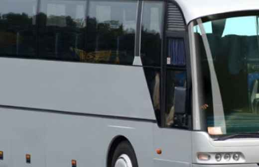 Aluguer de Autocarro para Festas - Transportes