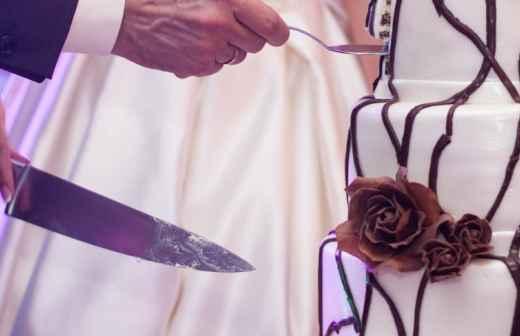 Bolos para Casamentos - Braga