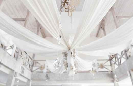 Decoração de Casamentos - Arcos