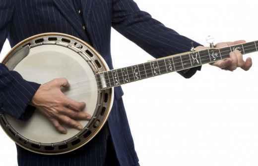 Aulas de Banjo (para Adultos) - Gaita De Foles