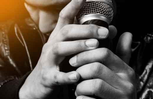 Cantores - Músicas
