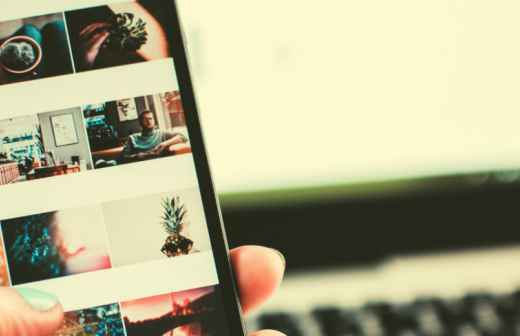 Gestão de Redes Sociais - Blogger