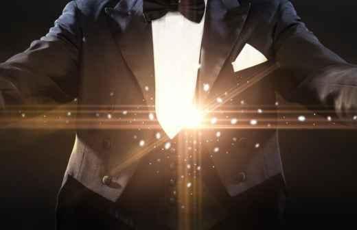 Aulas de Ilusionismo - Entertainer