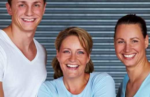 Coaching de Fitness Privado (para Casais) - Menores