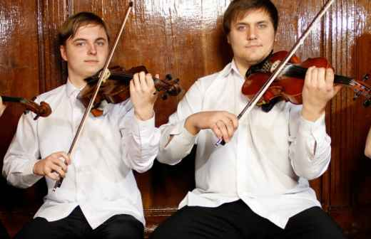 Quarteto de Cordas para Casamentos - Pianista