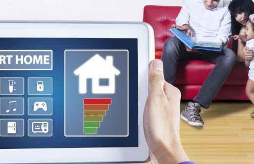 Automação Residencial e Domótica - Smartphone