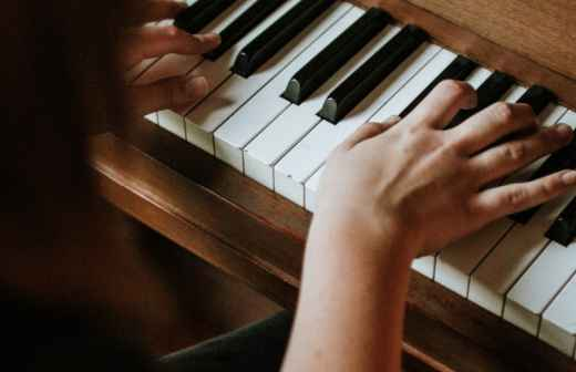 Aulas de Piano - Aveiro