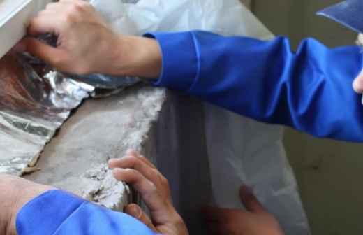 Impermeabilização da Casa - Pedra Preciosa