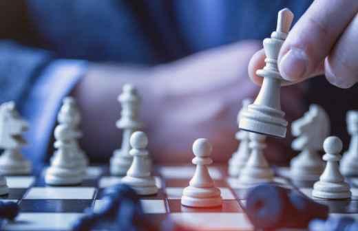 Aulas de Xadrez - Sport