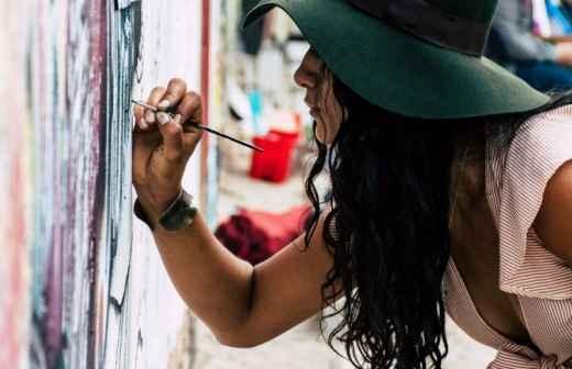 Muralista - Impressões
