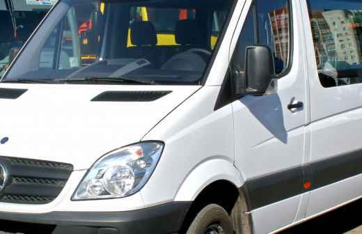 Aluguer de Mini Autocarro - Motorista