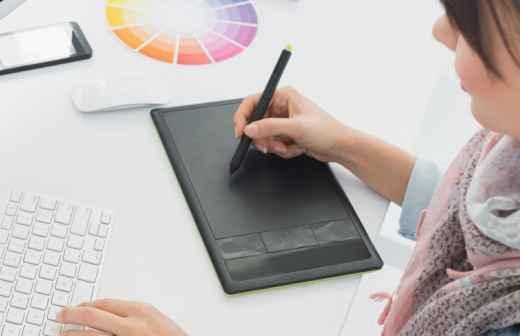 Design Gráfico - Criar