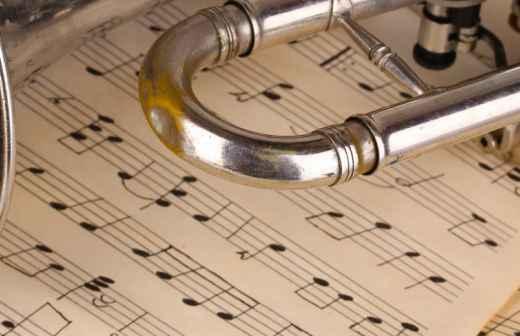 Aulas de Trompete - Tuba