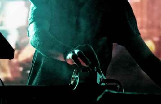 DJ de Música Espanhola - Discjockey