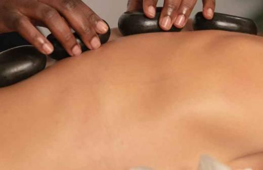 Massagem Terapêutica - Resort