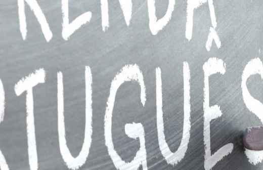 Aulas de Português (como Segunda Língua) - Pronuncia