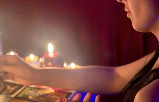 Leitura de Cartas de Tarot - Chakra