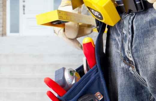 Handyman - Encenação