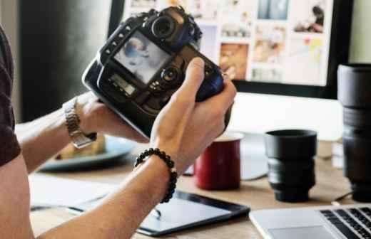 Fotografia Comercial - Drone