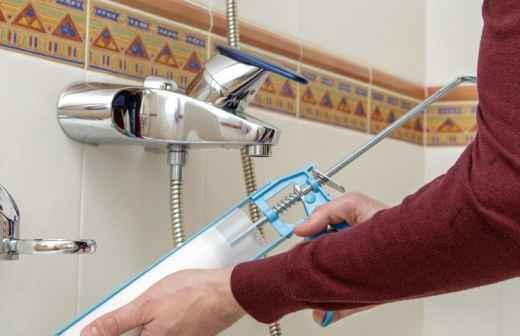 Reparação de Banheira e Chuveiro - Tubos