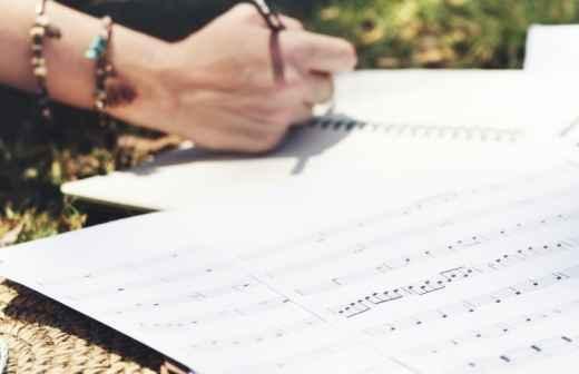 Composição de Canções - Letra