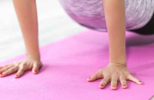 Pilates - Rotinas