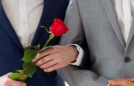 Celebrante de Casamentos entre Pessoas do Mesmo Sexo - Pastores