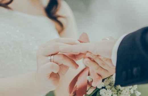 Celebrante de Casamentos Não Confessionais - Pastores